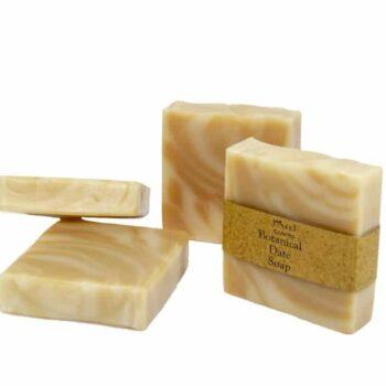 صابون طبیعی خرما آبرسان و ضد لک