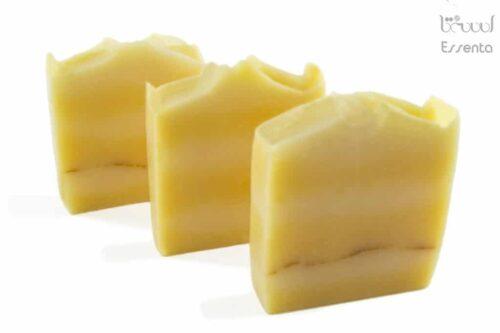 صابون کدو حلوایی و لایه برداری طبیعی پوست